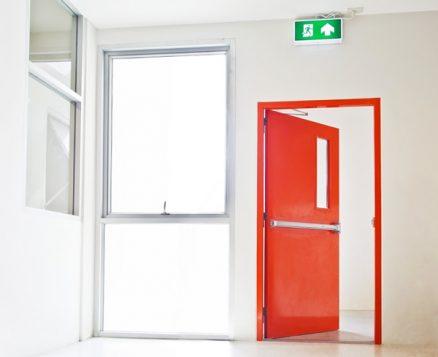 red-steel-door